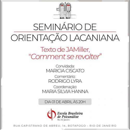 Seminário-de-Orientação-Lacaniana